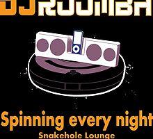 DJ ROOMBA by kentcribbs