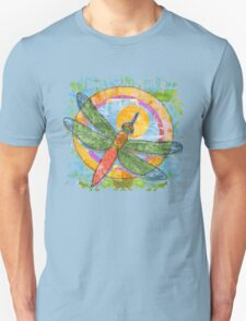 Soaring Dragonfly Unisex T-Shirt