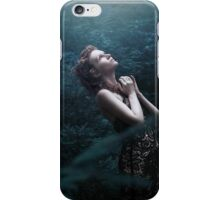 Mystic forest girl iPhone Case/Skin