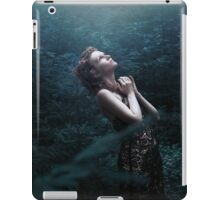 Mystic forest girl iPad Case/Skin