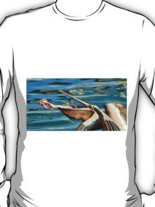 Big Mouth Pelican T-Shirt