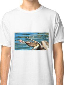 Big Mouth Pelican Classic T-Shirt