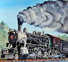 Engine 475 by jwwalker