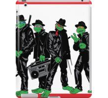 RUN TMNT iPad Case/Skin