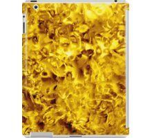 Golden Vortex iPad Case/Skin