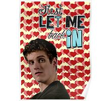 Season 5 Teen Wolf Greeting Cards [Isaac] Poster