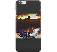 Eren Jaeger's kagune  iPhone Case/Skin