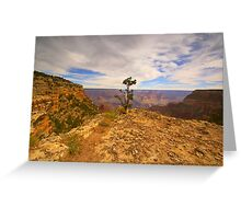 """The Grand Canyon"" Greeting Card"