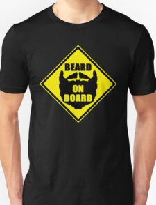 Beard On Board Unisex T-Shirt