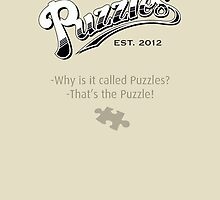 Puzzles - How I Met Your Mother by hscases