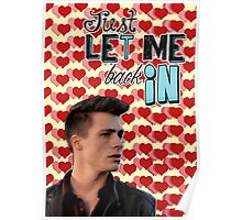 Season 5 Teen Wolf Greeting Cards [Jackson] Poster