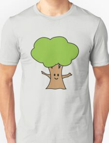Cute tree geek funny nerd T-Shirt