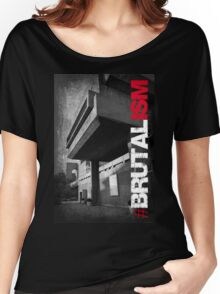 Brutalism #2 Women's Relaxed Fit T-Shirt