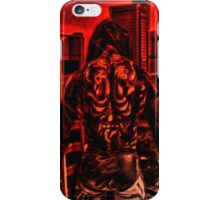 Ryougoku Sumo Hall  iPhone Case/Skin