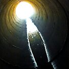 Vortex- Light at the End of the Tunnel by Albert Sulzer