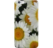 Happy Daisy  - JUSTART © iPhone Case/Skin