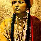 Lakota Maiden  by jane lauren
