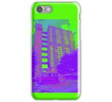 Balfron Tower, Erno Goldfinger, 1968 iPhone Case/Skin