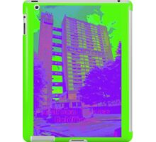 Balfron Tower, Erno Goldfinger, 1968 iPad Case/Skin