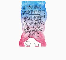 Good Thoughts Unisex T-Shirt