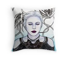 The Skies Will Never Be The Same Throw Pillow