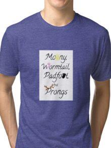 The Mauraders Tri-blend T-Shirt