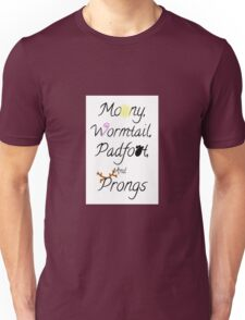 The Mauraders Unisex T-Shirt