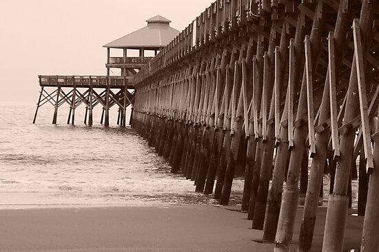 pier serenity by DKphotoart