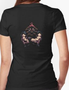 Akuma Womens Fitted T-Shirt