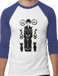 One of the Chosen - T-Shirt - By Allie Hartley Men's Baseball ¾ T-Shirt