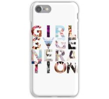 GIRLS´GENERATION - SNSD iPhone Case/Skin