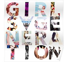 GIRLS´GENERATION Poster