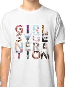 GIRLS´GENERATION Classic T-Shirt