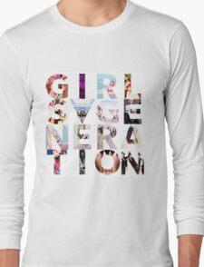 GIRLS´GENERATION - SNSD Long Sleeve T-Shirt