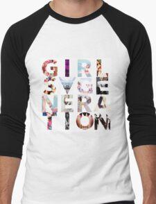 GIRLS´GENERATION - SNSD Men's Baseball ¾ T-Shirt