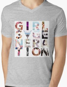 GIRLS´GENERATION - SNSD Mens V-Neck T-Shirt