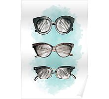 Fashion Sunnies Poster