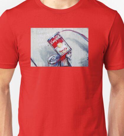 Warhol style Unisex T-Shirt