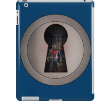 An Ant in the Keyhole iPad Case/Skin