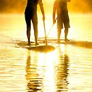 Morning SUP by bonsta