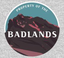 Property of the Badlands - Halsey by fondantfree
