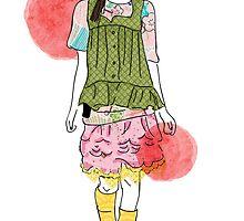 Runway Girl by Tiffany Atkin