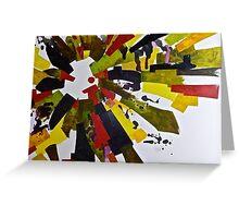Mosaic Greeting Card