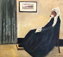Whistling Mother by Randy Burns aka Wiles Henly