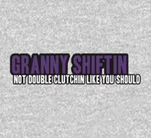 Granny shiftin - 2 by TswizzleEG