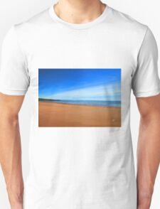 Harmonic Beach - Sand, Sea and Sky T-Shirt