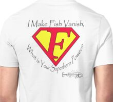 Superman fish Unisex T-Shirt