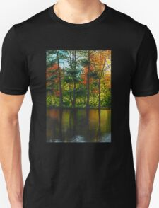Forest Reflections Unisex T-Shirt