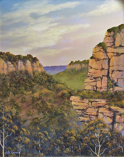 THE ESCARPMENTS by John Cocoris