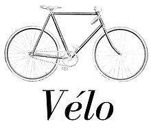 Vélo by crashin